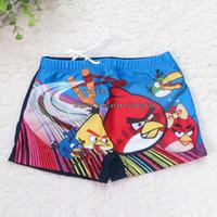 Boy Swim Trunks 6T-7T Kids Bathing Suits Children Swimwear Children's Beach Supplies Fashion Blue Swim Trunks Kids Swimwear Boys Swimsuit Child Sets Beachwear