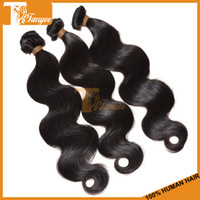 100g Brazilian Hair Natural Color 6A Brazilian Virgin Human Hair Extensions Body Wave 3 4 Bundles Lot 100% Unprocessed Hair Weave Cheap Remy Hair Weft Natural Color Dyeable