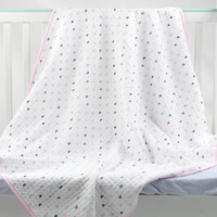 Cotton / Bamboo Fiber Hotal Adults Hessie Brand Baby Products New 2014 Baby Kids Summer Blanket Air Condition Blanket Baby Bedding Quilt 100% Cotton Free Shipping