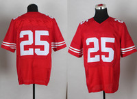 Football Men Short 2014 New Draft #25 Jimmie Ward Red Elite Jersey 2014-15 New Season American Football Jerseys for Men High Quality Authentic On Field Jerseys