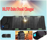 NEW arrivel solar 10. 5W USB 5V & DC9- 18V Portable Solar ...
