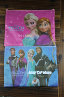 Wholesale Frozen princess Anna Elsa document bag oxford file bag frozen stationery For School Supplies
