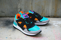 Wholesale 2014 Saucony Shadow Men Sneakers Sport Solebox X west nyc running shoes size eur