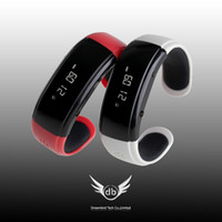 Wholesale HL002 Bluetooth Vibrating Bracelet Watch for Mobile Phone Time Display Caller ID Distance Vibration