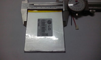 Wholesale Tablet pc V mAH polymer lithium ion battery tablet pc inch inch inch