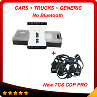 2014 New designed No bluetooth + car cables tcs cdp pro plus...