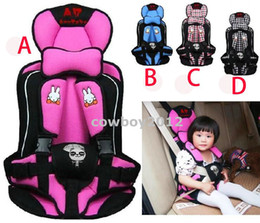 Wholesale Baby Car Seat Child Car Safety Seat Safety Car Seat for Baby of KG and Months Years Old Blue Color