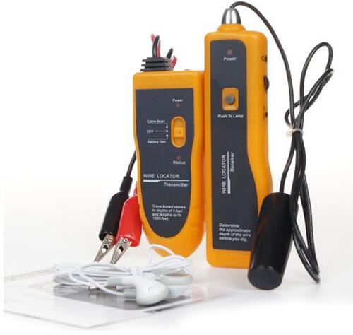 Electrical Wire Locator : Underground cable wire locator tracker locate pet