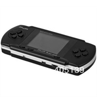 Wholesale New Arrival PVP Digital Pocket System Full Color Inch LCD Screen handheld Game Machine Player Console black