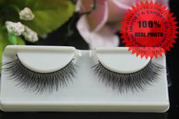 Wholesale False Eyelashes crisscross eye lash hand made winged fake eyelash extensions wholesales pairs