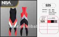 Men Bikinis Patchwork NSA unique design full body lycra swimwear sharkskin waterproof mens bodysuit swimming wetsuits diving suit 525