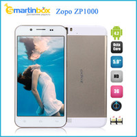 Octa Core Android Lenovo New Arrival ZOPO ZP1000 MTK6592 Octa-core 1.7GHz 5.0inch HD Screen 1GB 16GB 5.0MP + 14.0MP GSM WCDMA Smartphone Android 3 Colors