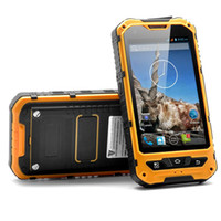 WCDMA Dual Core Android Alps A8 Phone IP68 Waterproof 3G GPS 4.0'' Screen MTK6572 Dual Core 1.2GHz 4GB ROM 5.0MP Camera Dustproof Shockproof Outdoor mobile phone