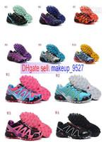 2014 New Salomon Speedcross 3 WOmen Athletic Running Shoes S...