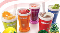 Wholesale Genuine Zoku Zoku frozen smoothie cup cup milkshake cup ice cream cup machine Cup a generation of fat sand ice maker icecream maker