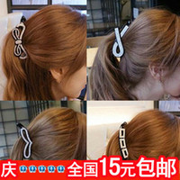 Cheap Barrettes & Clips Taobao Best Gripper Style one style two black style three br Dig treasure