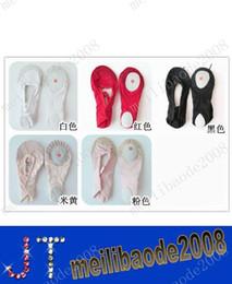 envío libre Ballet Adulto Niño Danza Ballet zapatos de punta Zapatos de Split Sole zapatilla de fitness Gimnasia Lienzo MYY9422