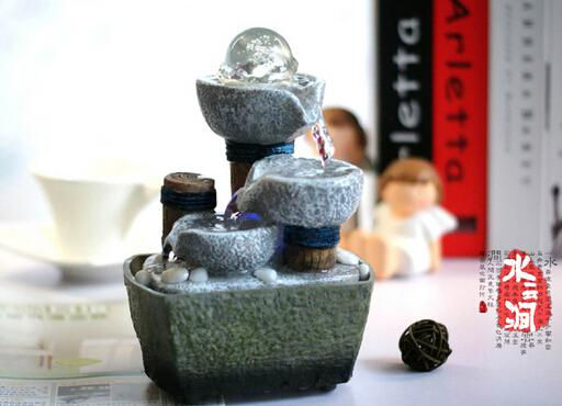 Home Decoration Water Fountain Home Decoration Piece Feng Shui