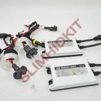 12v 55w 4300k 5000k 6000k 8000k 10000k 12000k 20sets lot 12V AC 55W xenon kit HID Slim Conversion Kit H1 H3 H4 H7 H11 9004 9005 9006 9007 HID kit Xenon 55w