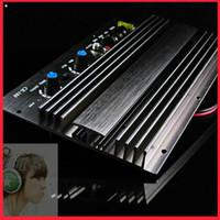 Wholesale car amplifier W power car amplifier V power car subwoofer amplifier board tritone pure bass amp