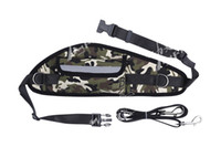 Wholesale popular camouflage hands free petl training harness