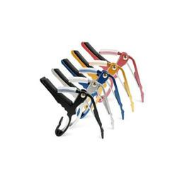 Wholesale LJP712 Quick Change Trigger Capo Key Clamp For Acoustic Electric Guitar Strings Clamp Zinc Alloy