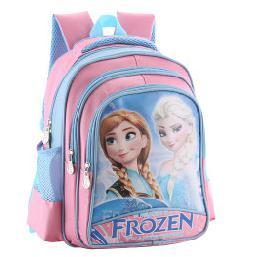 Wholesale 10pc children girl school bags frozen cartoon backpack Anna Elsa olaf school bag O Z120