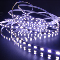 Wholesale 3014 SMD non waterproof leds V super bright leds m led strip light cool white warm white pure white M SG HK post free