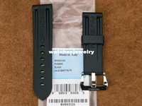 Wholesale AM111312390 High Quality Waterproof Silicone Strap mm Rubber Strap For Panerai 407
