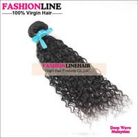 Malaysian Hair Deep Wave Under $30 rosa hair products 3pcs lot deep curly virgin hair malaysian deep wave queen weave beauty hair malaysian kinky curly virgin hair