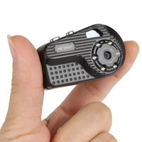 Wholesale P Full HD Portable Mini DVR Metal Hidden Spy Camera Recorder DV with Night Vision