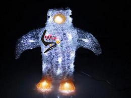 Wholesale Cock acrylic modeling lamp Christmas Lights Festival wedding decoration