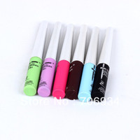 1075 6pcs Chemical Eye Pencil Brand Eyeliner 6pcs 5Colors Liquid Eyeliner Black Liquid Eyeliners Waterproof Eye Liner Liquid Eye Liner Pen 1075