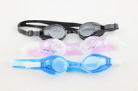 New Anti- Fog UV Protect Swimming Silicone Googles Glasses Wa...