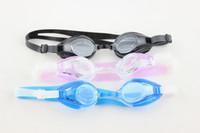New Anti- Fog UV Protect Swimming Silicone Googles Glasses Wa...