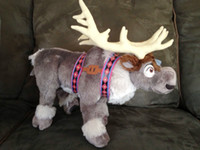 other other other Wholesale-Original Frozen SVEN Plush Toy SOFT DOLL HOT NEW FOR CHILDRENS7
