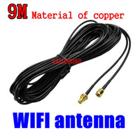Wholesale M RP SMA Extension Cable WiFi Antenna for Wi Fi Router Wireless Adapter want good quality please choose us