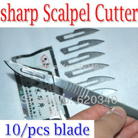 Wholesale set No Scalpel Burin Maintenance Chisel Handle blade Application PCB Circuit board phone Membrane407