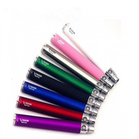 1100mah Adjustable  Vision Spinner Ego C twist Variable Voltage 3.3-4.8V Battery Electronic Cigarette 650 900 1100 1300 mah for CE4 CE5S X9 V2 Atomizer