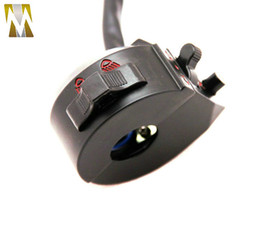 Wholesale 7 quot Handlebar Motorcycle Handlebar Control Light Signal Blinker Horn Switch turn on off controller