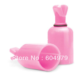 Wholesale-Gel-Off Remover Clips --New nail product for nail polish remover gel-off 5 pcs bag Free Shipping407