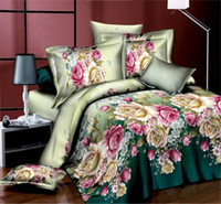 Cheap Polyester / Cotton Bedding Sets Best Cotton Twill Cheap Bedding Sets