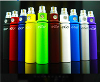 2000mah   Wholesale - Popular 2200mah Electronic cigarette Kgo 1 Week Battery Big Capacity kgo 1 week 2200mah Ego For Nautilus MT3 Protank Etc Atomize