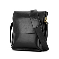 Wholesale FREE NEW ARRIVAL Men Designer Mens Bag Fashion Genuine Leather Bags Briefcase Business Shoulder Messenger Bags For Men