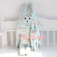 Wholesale New Hotselling CRAFTHOLIC Mexico Vacation cute bunny doll pillow cushion L size S7