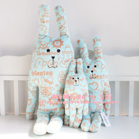 Wholesale New Hotselling CRAFTHOLIC Mexico Vacation cute bunny doll pillow cushion S size