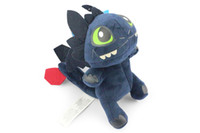 Unisex baby train games - How to Train Your Dragon Night Fury CM New Anime cartoon dolls Plush toys Top quality baby toys children s gift Fashion toys