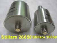 Replaceable Metal  Stainless Steel Rebuildable Clone RDA RBA 2mm 18650 28MM 26650 Stillare V2 Atomizer for Mechanical Electronic Cigarette Vaporizer atomizer