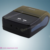thermal printer - 80mm portable bluetooth thermal printer support Android