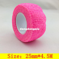 Wholesale PD Finger File Bandage Strip Protection Flex Wrap Color Rolls Manicure Tool Accessory 407